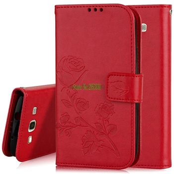 Flip Phone Leather Cover Case for Samsung Galaxy S3 S 3 GalaxyS3 SIII Neo Duos GT I9301i I9300i GT-I9301 GT-I9301i GT-I9300 Case