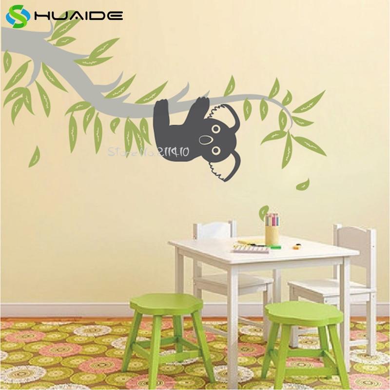 Tree Branches and Lovely Australia Koala Wall Sticker, DIY Home ...