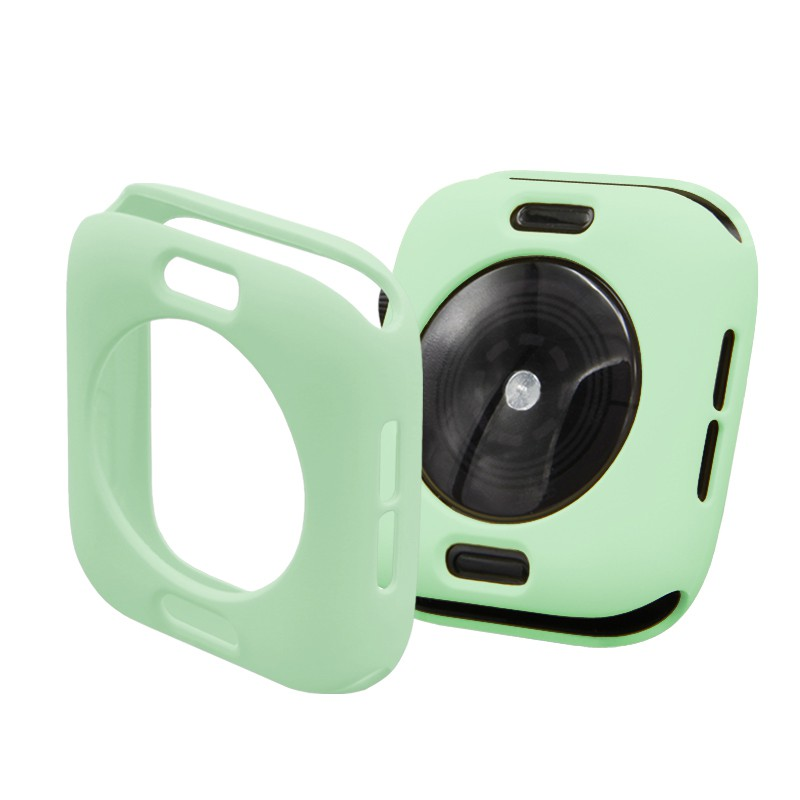 Soft Silicone Case for Apple Watch 54