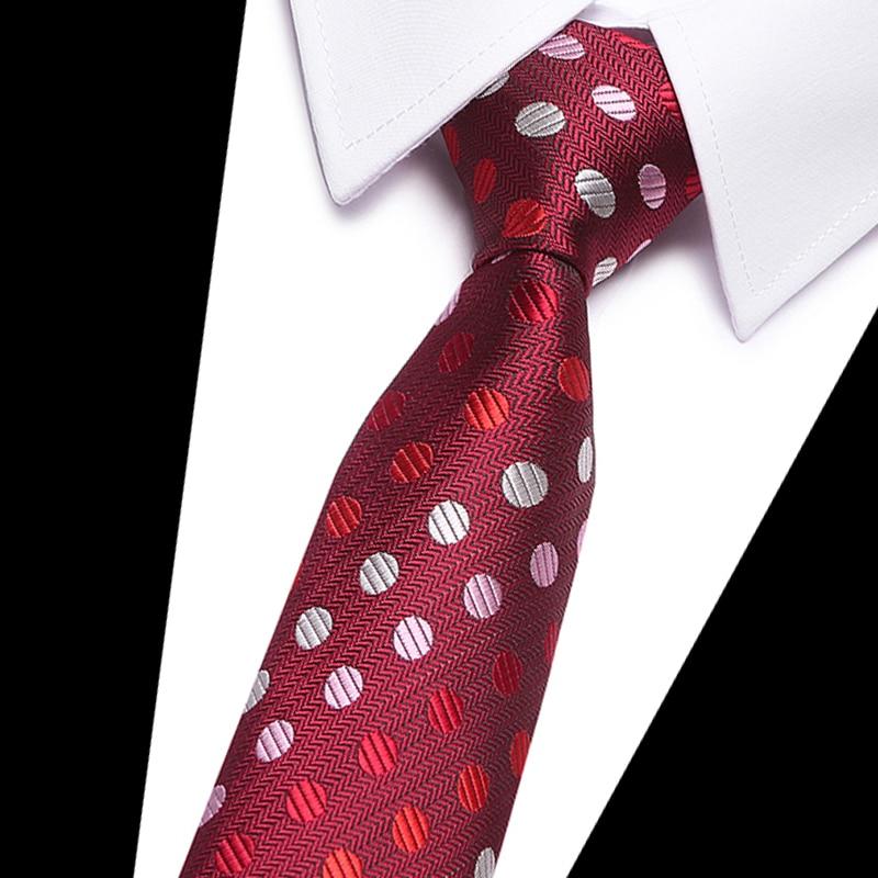 Men Tie Striped Necktie Business Wedding Parties Dress Formal Jacquard for Mens Bow Ties Gravata Shirt Corbatas Para Hombre in Men 39 s Ties amp Handkerchiefs from Apparel Accessories