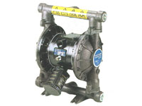 Germany Fuld verder model VA25ALALGEGE aluminum alloy pneumatic diaphragm pump 1 43 germany pcls vw t3 van model alloy favorites model