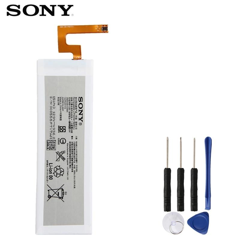 Original Replacement Sony Battery For SONY Xperia M5 E5606 E5663 E5653 E5603 Genuine Phone Battery 2600mAhOriginal Replacement Sony Battery For SONY Xperia M5 E5606 E5663 E5653 E5603 Genuine Phone Battery 2600mAh