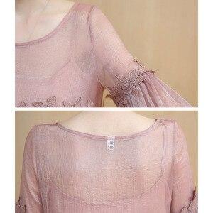 Image 5 - 2PC Sets Lace Maternity Slip Dresses For Pregnant Women Clothes Pregnancy Sling Dress Suits Maternity Vestidos Pregnant Dress