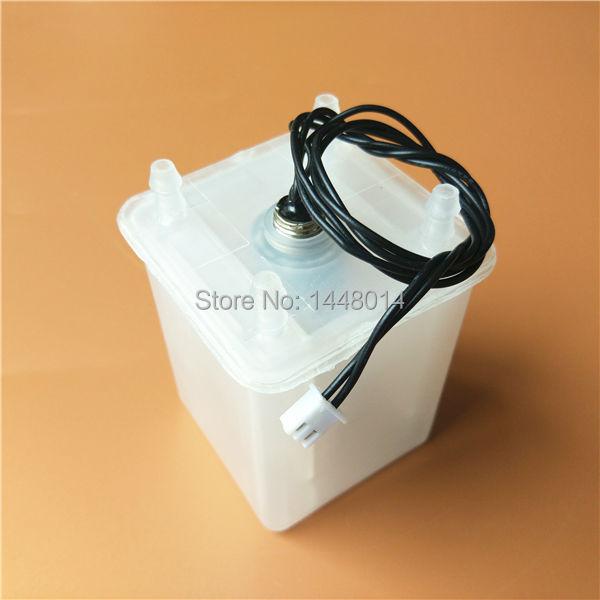 8pcs Digital printer Infinity Challenger sub ink tank 4 hole with level sensor wholesale