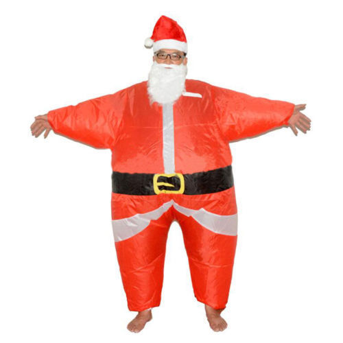 Popular Funny Santa Suits-Buy Cheap Funny Santa Suits lots from ...