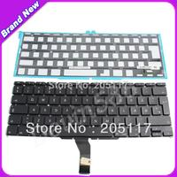 New 11 FOR Macbook Air A1370 2011 Nordic North Europe Norwegian Dannish Keyboard With Backlight