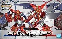 Bandai MAZINGER Z SD BB croix SILHOUETTE tibia GETTER Gundam costume Mobile assembler des maquettes figurines cadeau Anime
