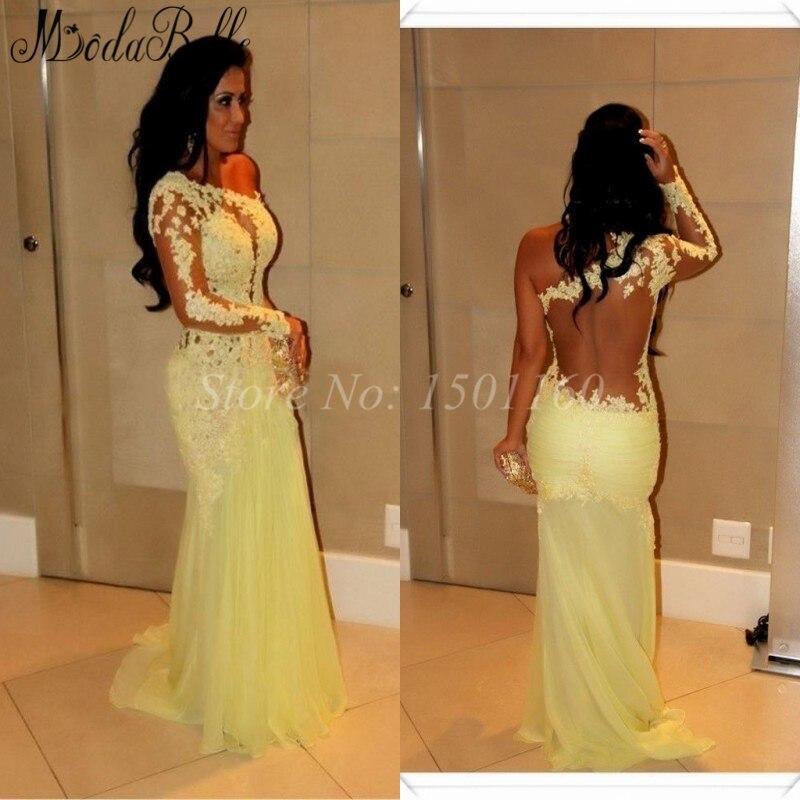 Online Get Cheap Light Yellow Prom Dresses -Aliexpress.com ...