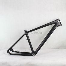 26er carbon fiber mountain bike frames / Carbon frames / Free shipping / 17inch / KQ-MB501/UD/Matt finsh цена