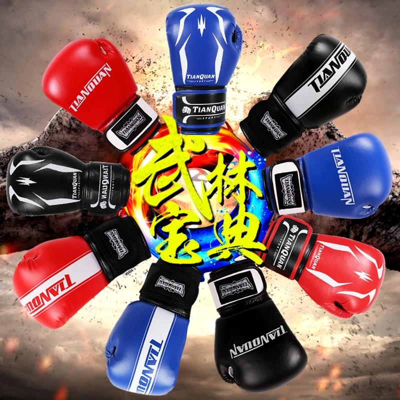 Кәсіби боксерские қолғап қолғап - Спорттық киім мен керек-жарақтар - фото 2