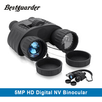 4x50 Digital Night Vision Binocular 300m Range Day And Night Use Riflescope Telescope Take 5mp Photo