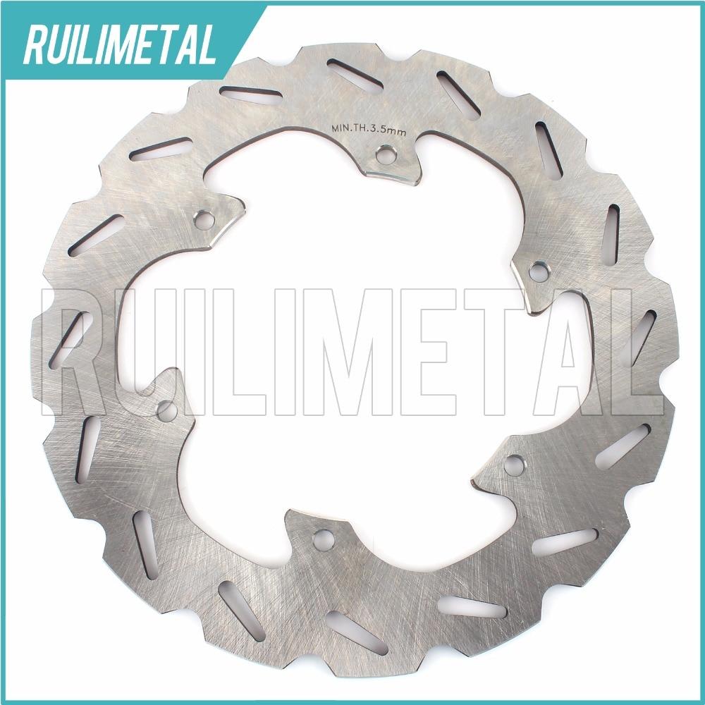 МХ для бездорожья задний тормоз Ротор диск для Сузуки РМ 125 250 RM125 RM250 RMX250S добавить-с 250 ДРЗ Е - С 400 DRZ400S RMX250 89-98