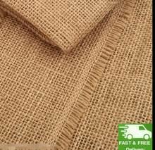 100% natural formato de serapilheira de juta alta qualidade material 130cm de largura frete grátis