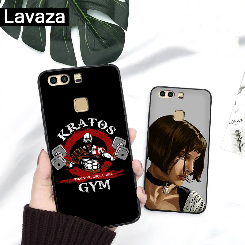 Lavaza Leon Matilda Natalie Movie Silicone Case for Huawei P8 Lite 2015 2017 P9 2016 Mini P10 P20 Pro P Smart 2019 P30 in Fitted Cases from Cellphones Telecommunications