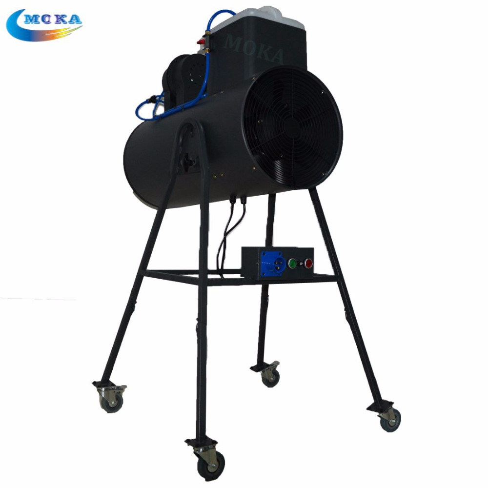 2000w snow machine snowstorm machine artificial snow maker snow blower machine christmas projector for disco dance club party in stage lighting effect from