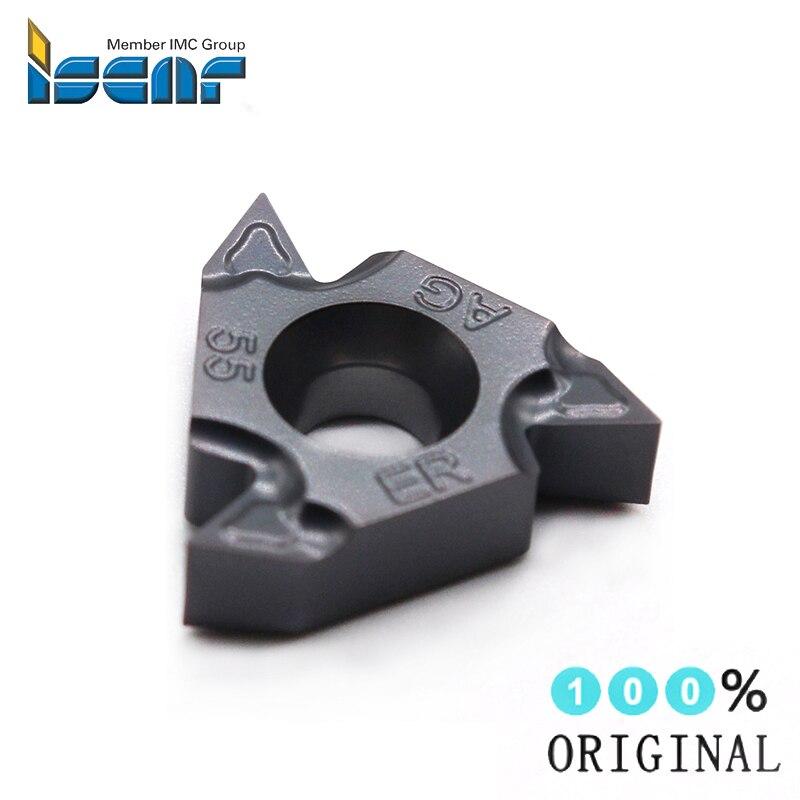 11NR A55 Carbide Threading Internal Turning Tool Holder Inserts 2pcs 11IR A55