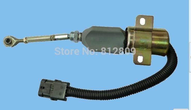 Parts Shut Down Solenoid 3928161 24V shut down solenoid 2370 24e2u1b2a 2300 1503 24v solenoid 5 pcs on sale