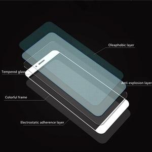 Image 5 - 2 uds para Leagoo T8s vidrio templado Leagoo T8s vidrio para Leagoo T8s Protector de pantalla HD 0,33mm vidrio Protector