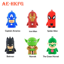 New Arrival Cool Portable Power Bank 4500mAh The Avengers Charger Mobile Power Supply Universal PowerBank free shipping