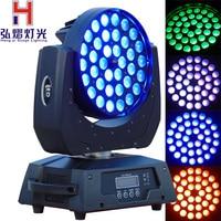 quality warranty Zoom 36 x 12 watt RGBW Wash LED Moving Head Zoom Light