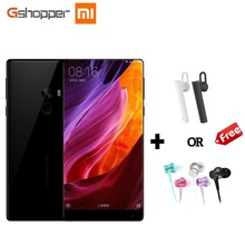 "Original Xiaomi Mi Mix 6 GB 256 GB Handy Quad Core Snapdragon 821 Handy 6,4 ""16.0MP Dual SIM Karten Fingerabdruck Entsperren"