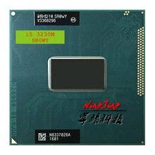 Intel Core i5 3230 M SR0WY i5-3230M CPU Processador 2.6 GHz Dual-Core Quad-Thread 3 M 35 W Soquete G2/rPGA988B