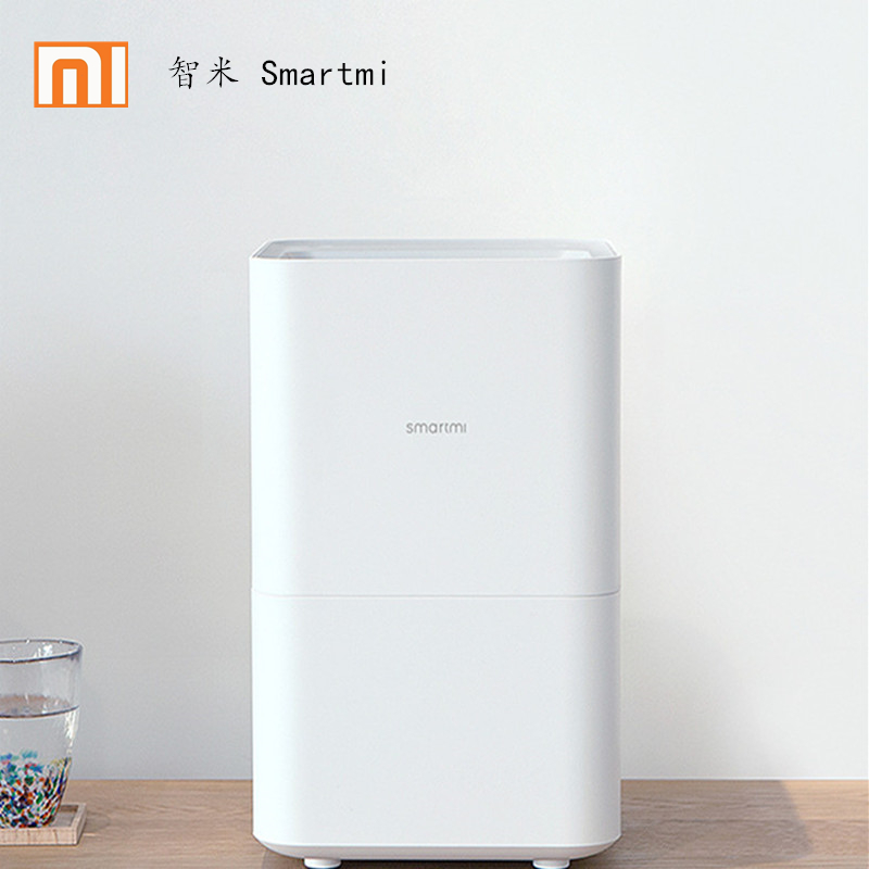 XiaoMi SMARTMI Pure type Humidifier App Control Smog-free Mist-free Pure Evaporate Durable operation
