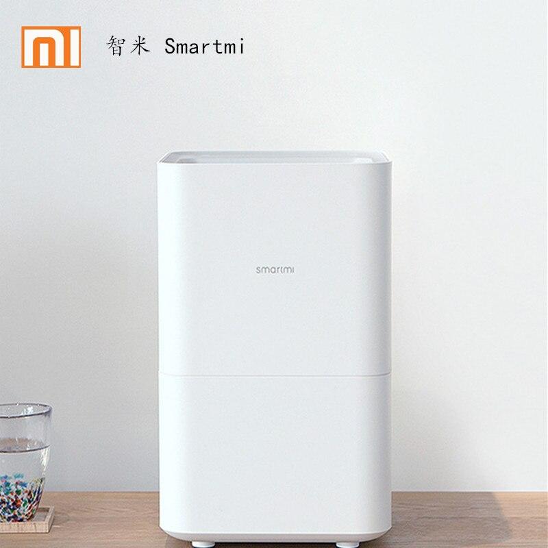 XiaoMi SMARTMI tipo Puro Umidificatore App di Controllo Smog-trasporto Mist-trasporto Puro Evaporare funzionamento Durevole, pulizia conveniente.