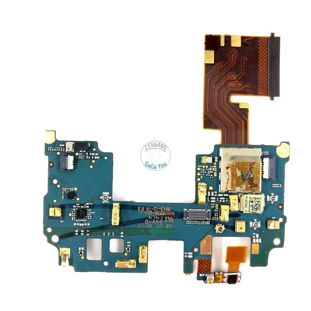 Originais motherboard principal flex cable + módulo microfone para htc one m8 principal flex cable peças de reposição