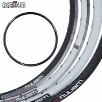 MEIJUN 26 Inch Mountain Bike Double Disc Brakes V Brake Aluminum 32 Hole 36 Hole Rims