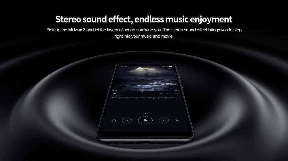 Phone Mi Display Max3 16