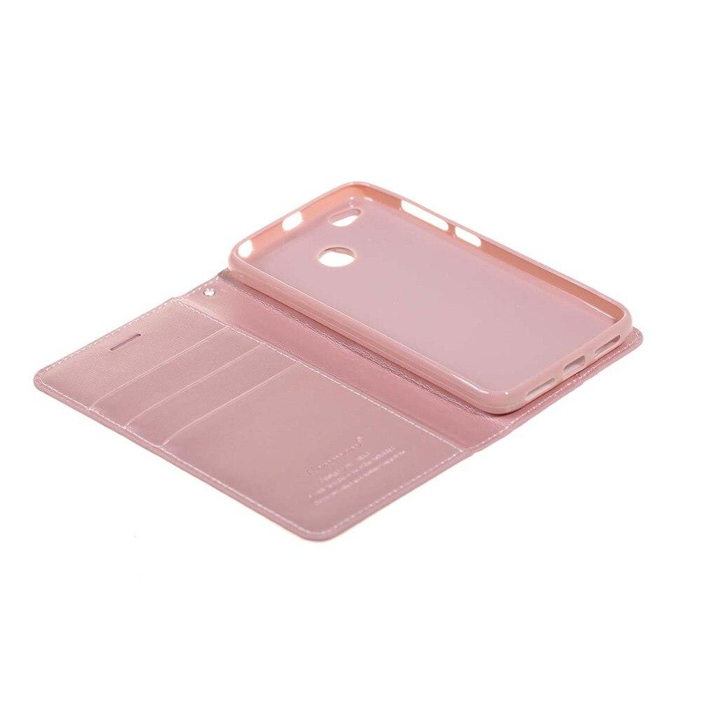 Casing Flip Cover Premium Leather Case For Xiaomi Redmi Note 4 Ungu Galeno Lenovo Vibe K4 Coklat 4x Wallet Forxiaomi Note4 55