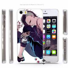 Tokyo Ghoul Hard Transparent iPhone Case v2