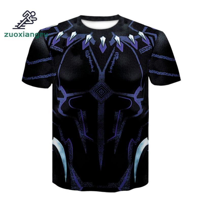 Zuoxiangru T-shirt Lauf Männer Fitness Gym T-shirts Tops Slim Fit Shirt Quick Dry 3-dimensional Digitale Druck T-shirt Sport Quell Sommer Durst
