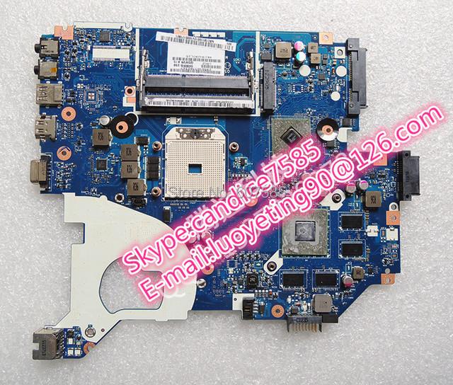 Para acer v3-551 q5wv8 la-8331p motherboard laptop não-integrado totalmente testado bom estado