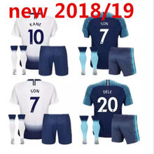 ff2ea1233 2019 adult kit Tottenhames football shirt KANE Home away 18 19 spurs adult  kit LAMELA ERIKSEN DELE SON t-shirt soccer jersey