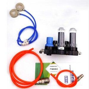 Image 5 - Функциональный поставляемый респиратор с системой подачи воздуха с 3M 7502 полулицевой краской, респиратор, противогаз