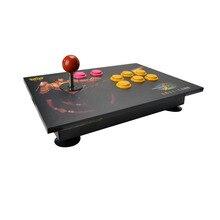 PC sport Road Fighter preventing large Wellcome rocker rocker WE-6200 arcade joystick