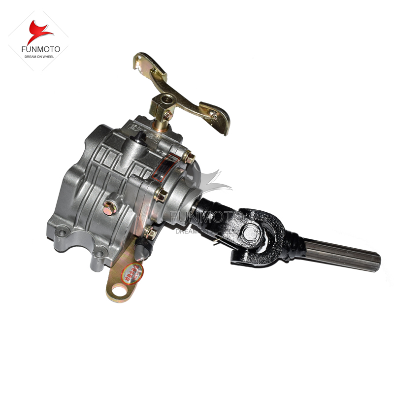 Transmission box or reverse gearbox of 150-250cc atv axle drive model big bull model ATV/Three wheeled ATV motorcycle atv запчасти и аксессуары hl xl atv