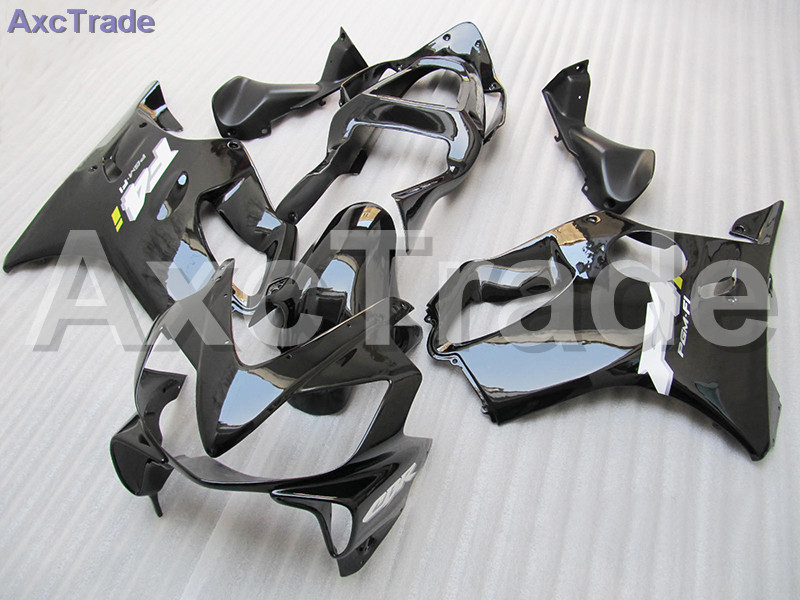Motorcycle Fairing Kit For Honda CBR600RR CBR600 CBR 600 F4i 2001-2003 01 02 03 Fairings kit High Quality ABS Plastic Black C136 gray moto fairing kit for honda cbr600rr cbr600 cbr 600 f4i 2001 2003 01 02 03 fairings custom made motorcycle injection molding