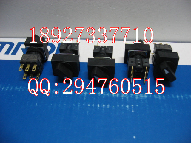 [ZOB] 100% new original OMRON Omron button switch A165S-J2M-2  --2PCS/LOT