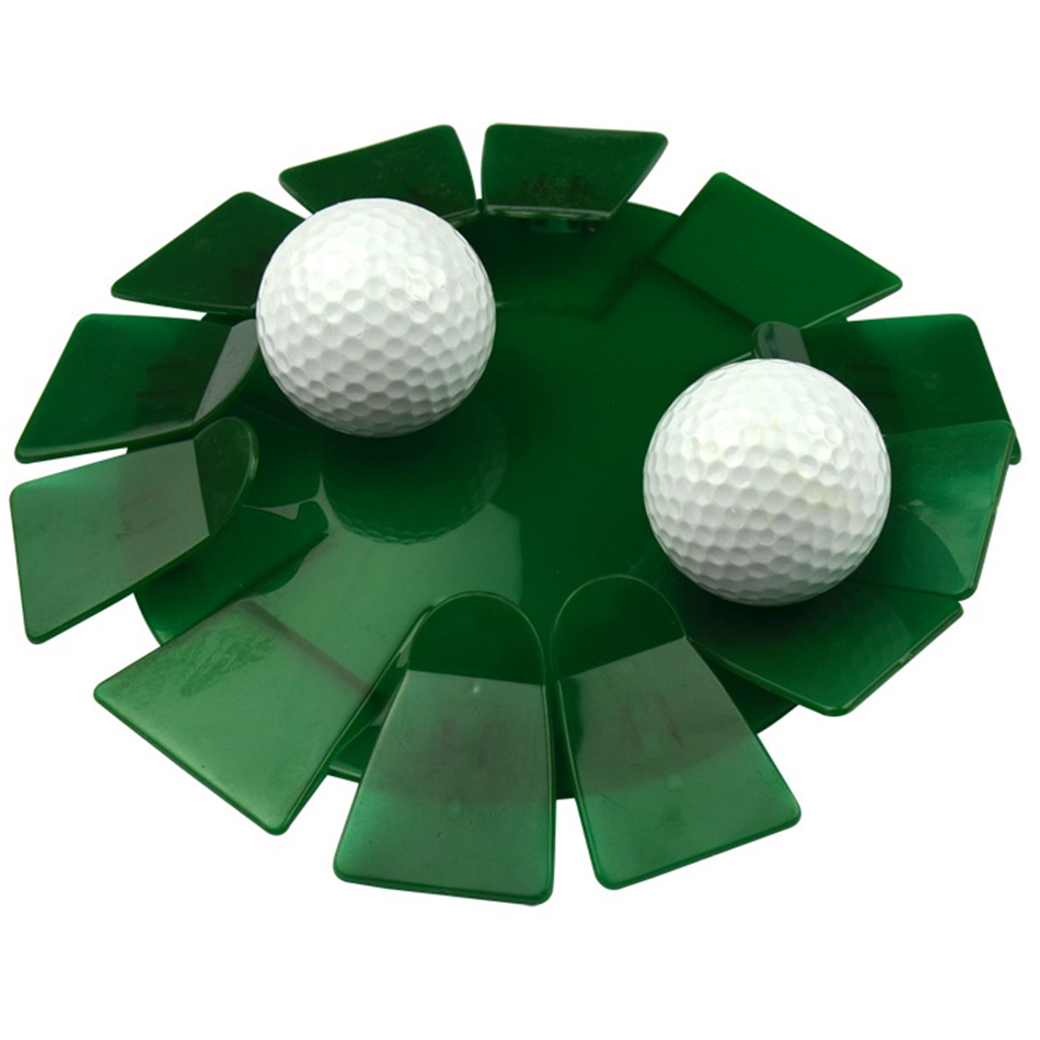 Golf exercise plate Golf Ball Tray
