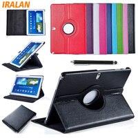 Hot Wholesale Flip Case For Samsung Galaxy Tab 4 10 1 T530 T535 Folio PU Leather