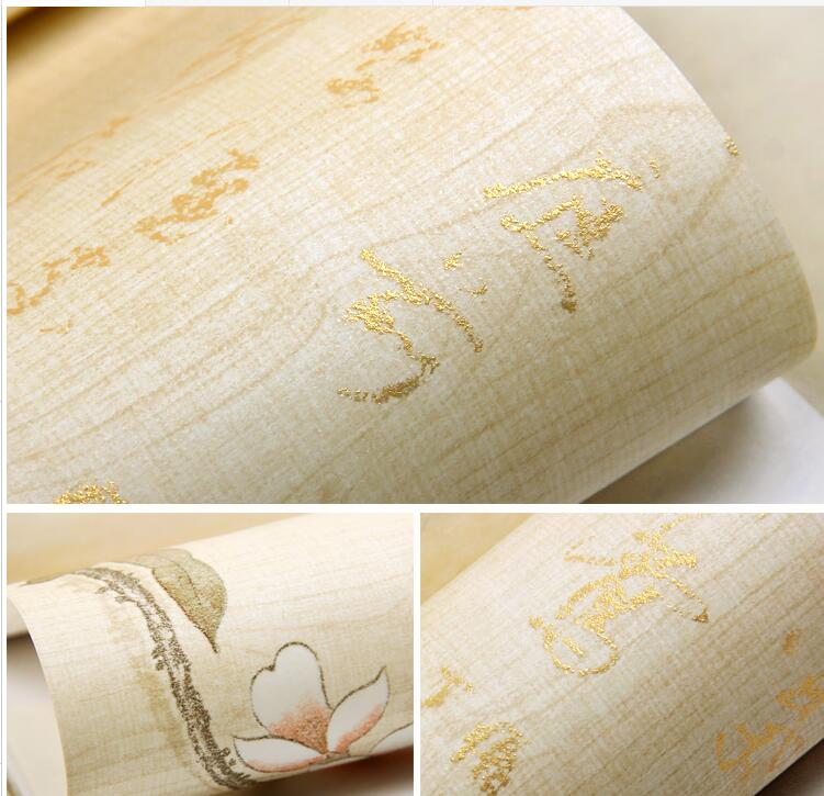 Chinese Wallpapers Classical Tea Room Nonwovens Living Room Study Hotel Recipes Restaurant Background Wallpaper Grain Retro Background Wallpaper Wallpaper Classicchinese Wallpaper Aliexpress