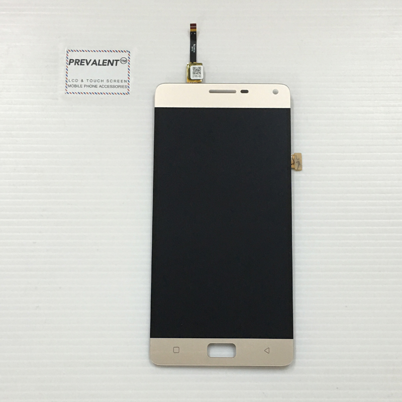 for lenovo vibe P1 c72 P1 a42 p1 c58 p1 Turbo P1 Pro Touch Screen Panel Digitizer Sensor + LCD Display Monitor Module Assembly