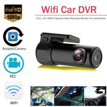 Smart Car DVR Camera 1080P Full HD Wifi Vehicle Video Recorder 170 Wide Angle Wireless Dash Cam DVR/Dash Camera Car Styling Hot