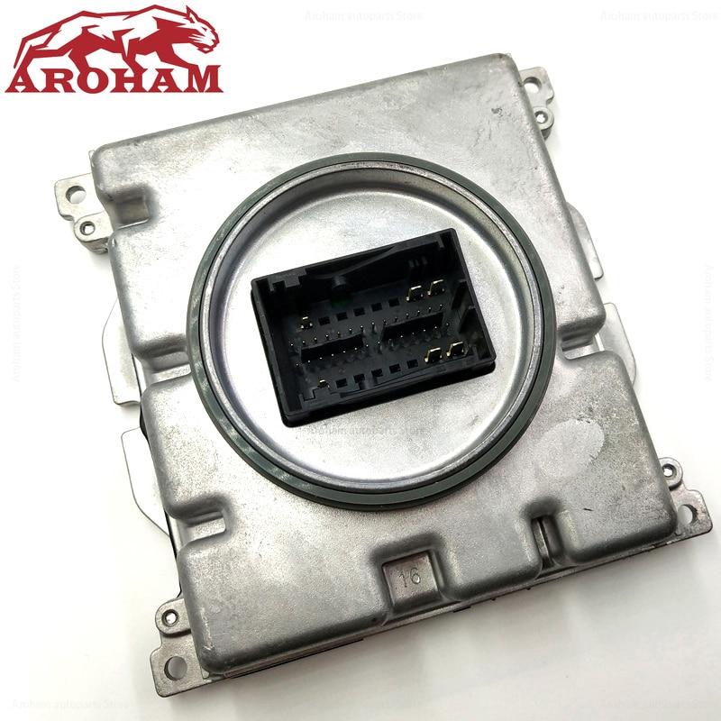 Aroham 7PP941572AB 7PP941572A LED Computer Module Control Unit For Audi VW Porsche W003T25075/7PP.941.572.AB/7PP.941.572.A