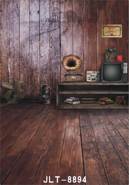 vintage holz plank wand boden retro mobel benutzerdefinierte studio kulissen kinder foto hintergrund vinyl freies verschiffen