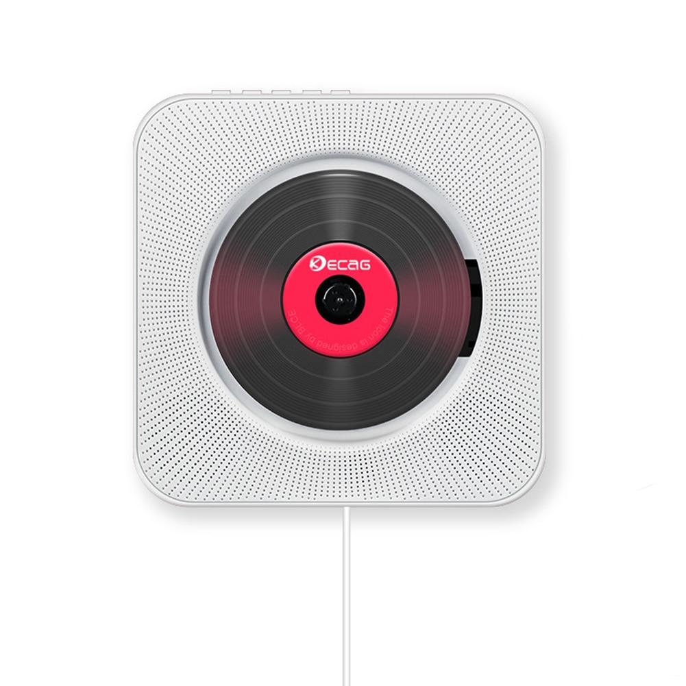 2019 neue Bluetooth CD Player Eu stecker Wand montiert Vorgeburtliche Ausbildung Englisch FM Radio-in CD-Spieler aus Verbraucherelektronik bei  Gruppe 1