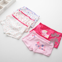 New Arrival High quality GIRLS underwear briefs Baby tight shorts Kids Boy Panties 95% cotton Breathable solid Children Panties